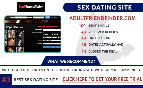 AdultFriendFinder reviews