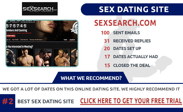 SexSearch reviews